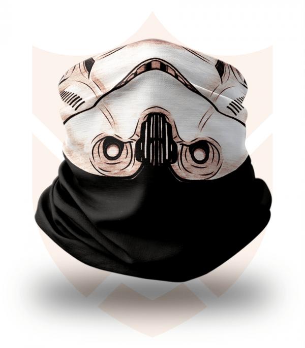 Nákrčník 🎞️ Stormtrooper   Star Wars ❤️ Multifunkční šátek