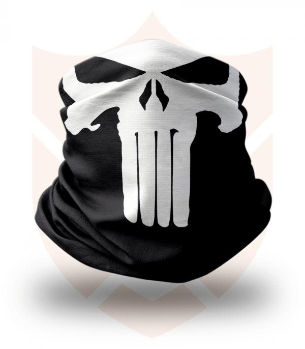 Nákrčník 🎞️ Kat | The Punisher ❤️ Multifunkční šátek