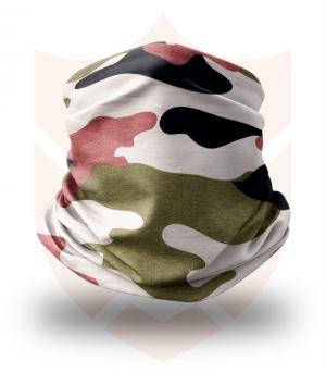 Nákrčník 🌲 Klasický Maskáč | Camo ❤️ Multifunkční šátek