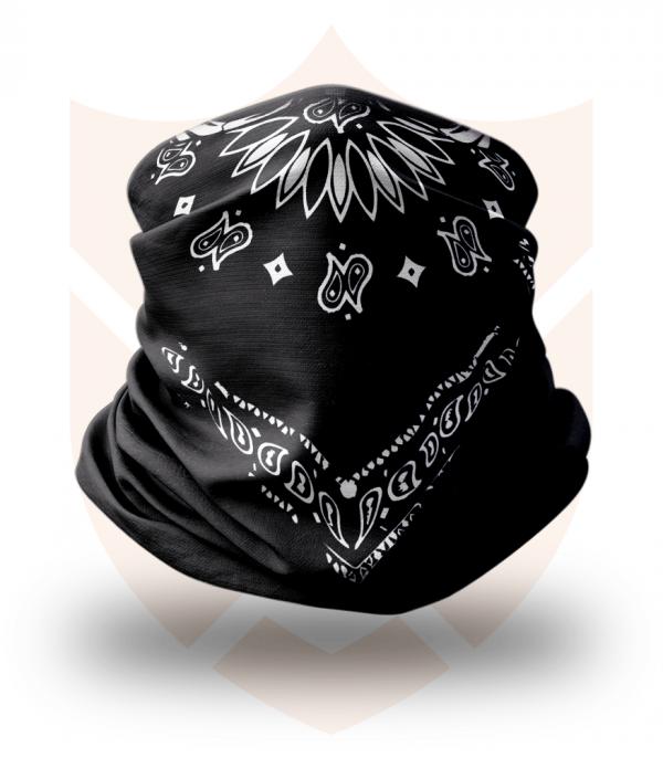 Nákrčník 💣 Gangster ❤️ Multifunkční šátek