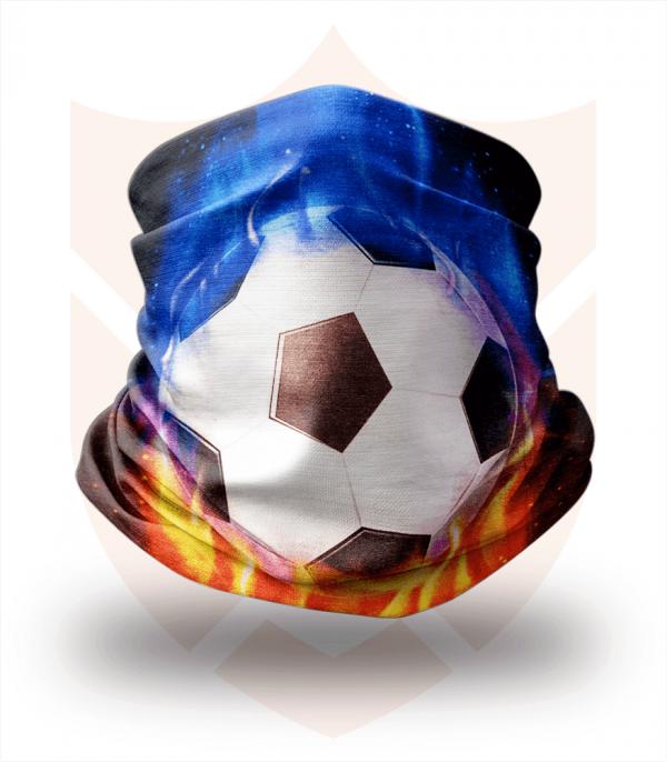 Nákrčník ⚽ Fotbal Sport ❤️ Multifunkční šátek