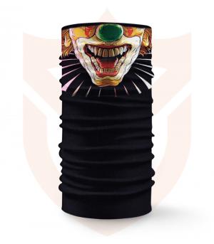 Nákrčník 🤡 Klaun z Cirkusu ❤️ Multifunkční šátek