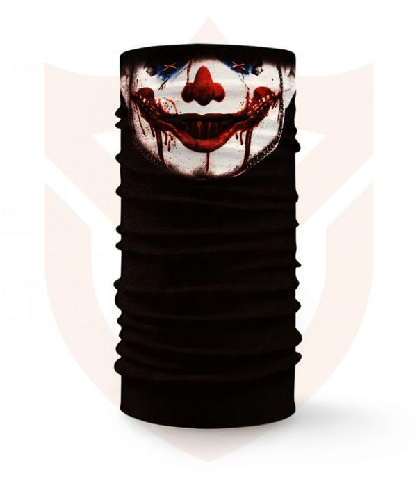 Nákrčník 🎞️ Pennywise | Horor To ❤️ Multifunkční šátek