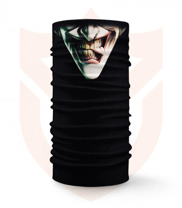 Nákrčník 🎞️ Joker | Gotham ❤️ Multifunkční šátek