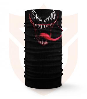 Nákrčník 🎞️ Venom | Avengers ❤️ Multifunkční šátek