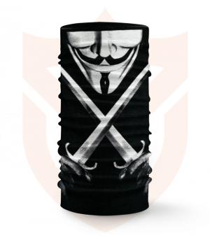 Nákrčník 🎞️ Anonymous | Hacker ❤️ Multifunkční šátek