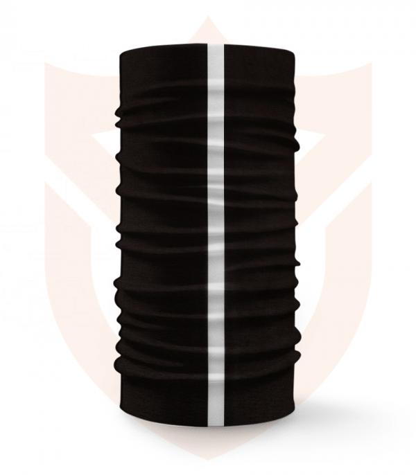 Nákrčník ⚠️ Reflexní Černý ❤️ Multifunkční šátek