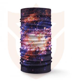 Nákrčník 🌌 Vesmír Galaxie ❤️ Multifunkční šátek