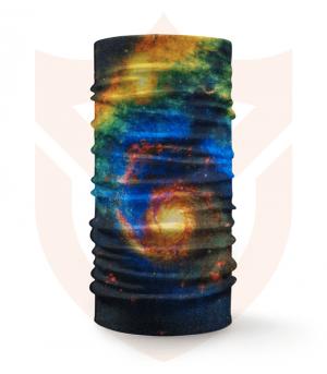 Nákrčník 🌌 Galaxie Vesmír ❤️ Multifunkční šátek