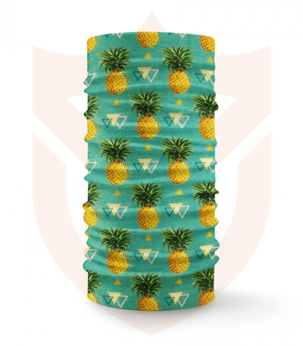 Nákrčník 🍍 Ananas ❤️ Multifunkční šátek