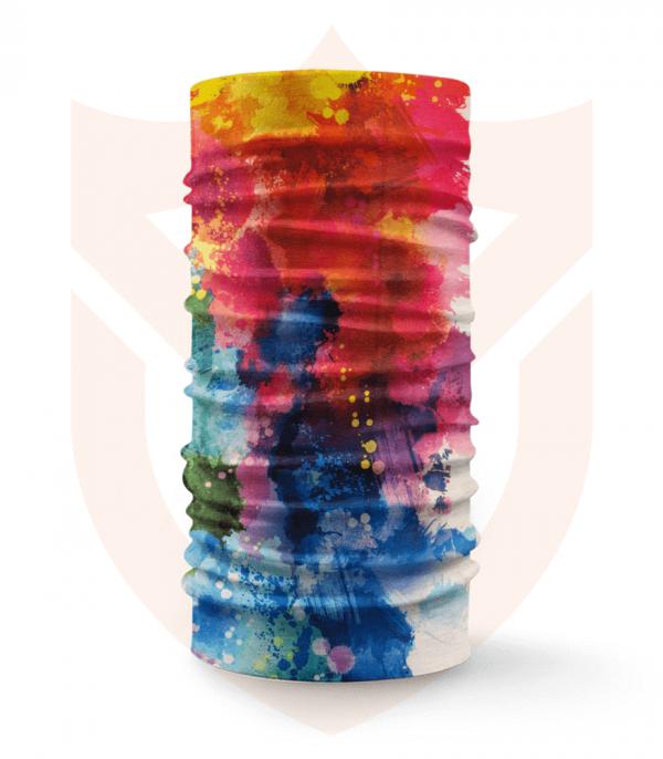 Nákrčník 🛡️ Mix Barev ❤️ Multifunkční šátek