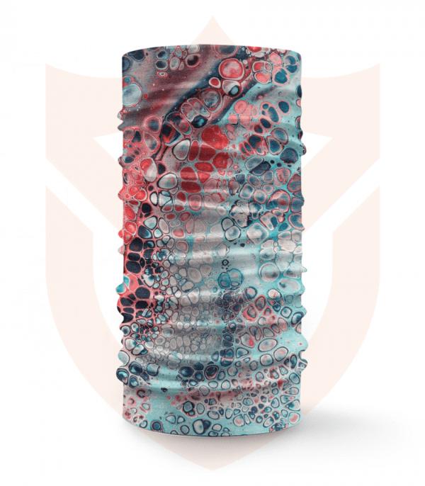 Nákrčník 🛡️ Magické Barvy ❤️ Multifunkční šátek